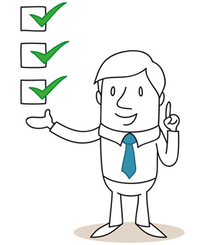 Checkliste für den Vergleich einer Hausfinanzierung