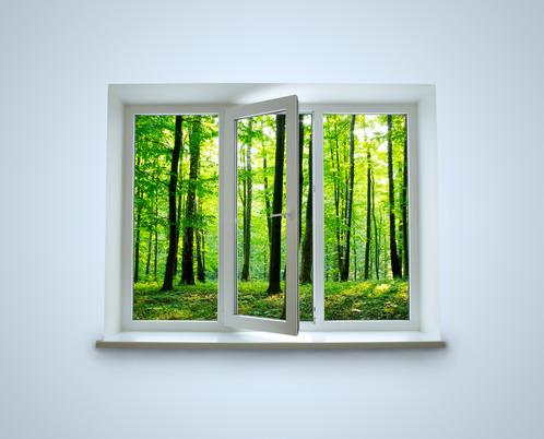 Die richtigen Fenster für das Passivhaus
