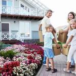 Hausbau und Umzug: Daran sollten Sie denken